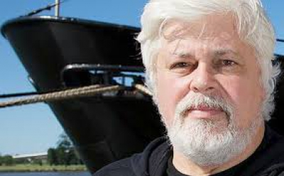Sea Shepherd - Le capitaine Paul Watson lance un SOS à la france