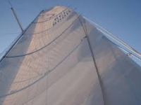 Affaler la grand voile