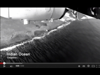 Volvo Ocean Race - Le crash de Team Vestas Wind ...
